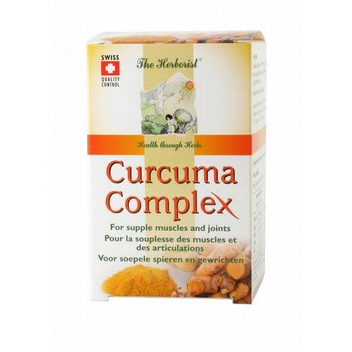THE HERBORIST Curcuma Complex