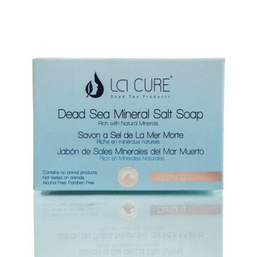 LA CURE LC025 Mineral Salt Soap