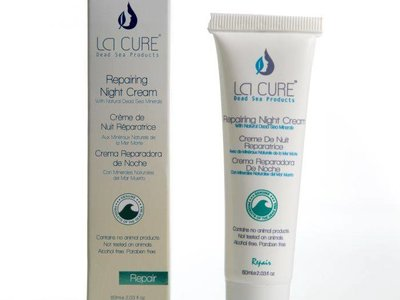LA CURE LC032 Repairing Night Cream