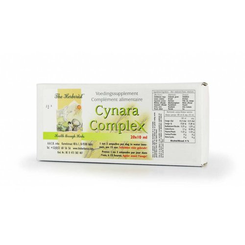 THE HERBORIST Cynara Complex