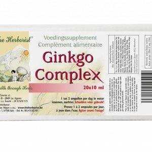 THE HERBORIST Ginkgo Complex