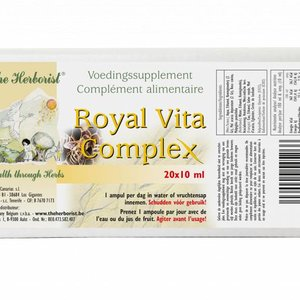 THE HERBORIST Royal Vita Complex
