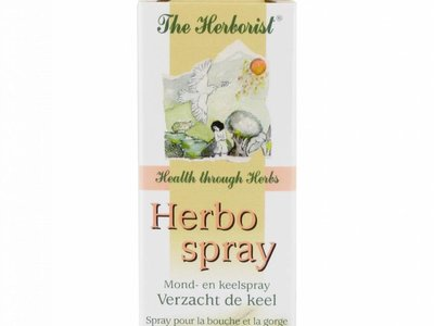 THE HERBORIST Herbospray