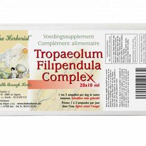 THE HERBORIST Tropaeolum Filipendula Complex
