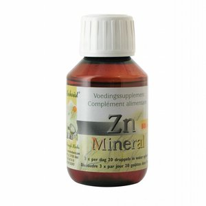 THE HERBORIST Zn-Mineral