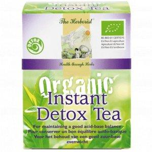 THE HERBORIST Organic instant detox Tea