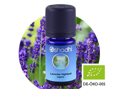 OSHADHI AROMATHERAPY Lavendel Hoogland Fr. Bio E.O.