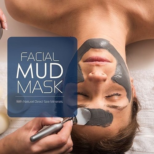 LA CURE LC010 Facial Mud  Mask .
