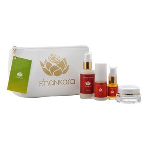 SHANKARA NATURALS Fine Line Skin Care Travelkit