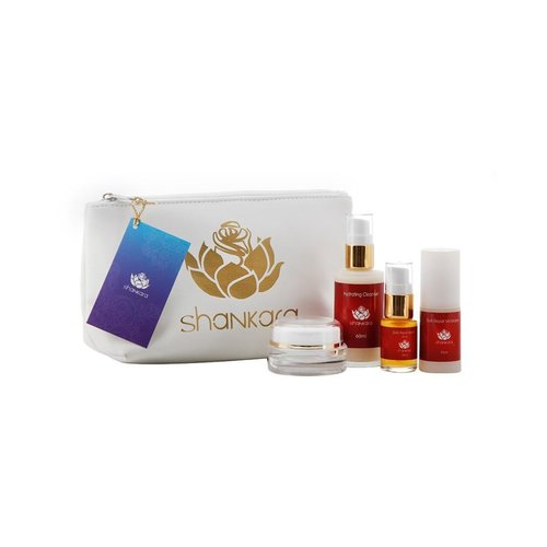 SHANKARA NATURALS Daily Repair Skin Care Travelkit