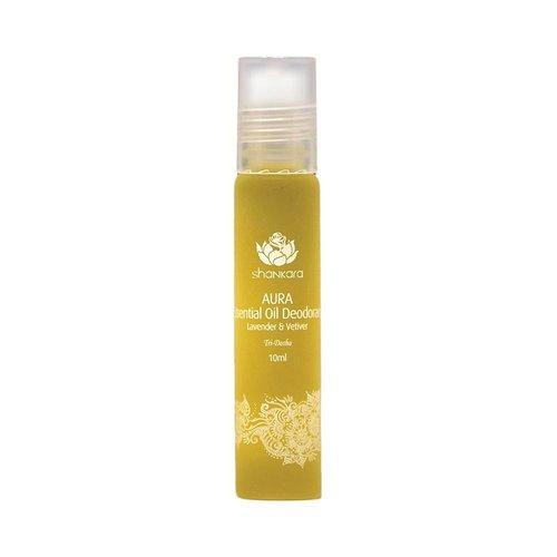 SHANKARA NATURALS Aura Essential Oil Deodorant – Lavender