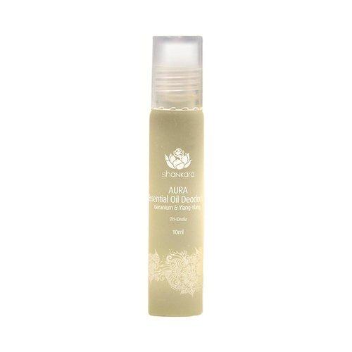 SHANKARA NATURALS Aura Essential Oil Deodorant – Ylang Ylang