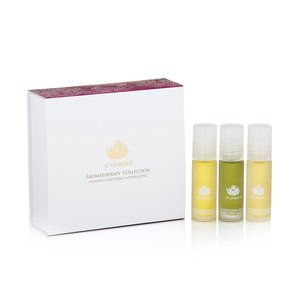SHANKARA NATURALS Aromatherapy Collection 3 x 5 ml