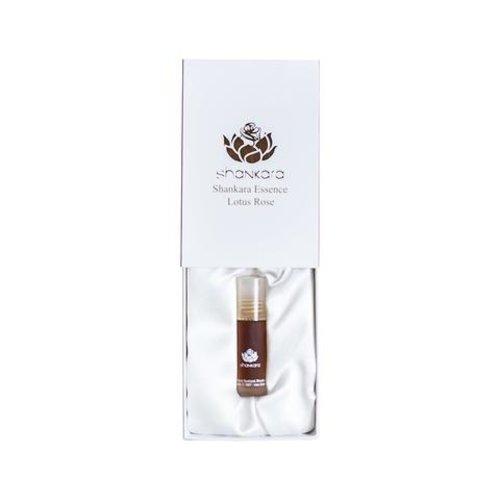 SHANKARA NATURALS Aromatherapy Essence Lotus-Rose 10 ml