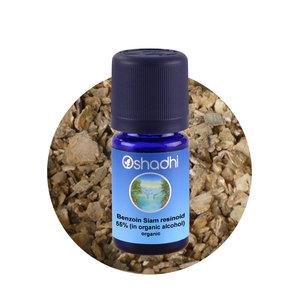 OSHADHI AROMATHERAPY Benzoin Siam resinoid 55% (in organic alcohol)
