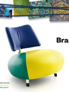 Leolux Sessel Pallone Lill, brasil