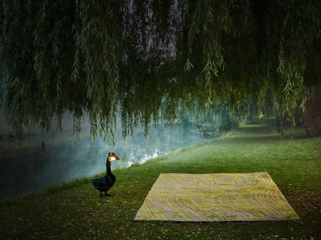 JAB Teppiche Teppich Secrets Storm, 150/200 cm