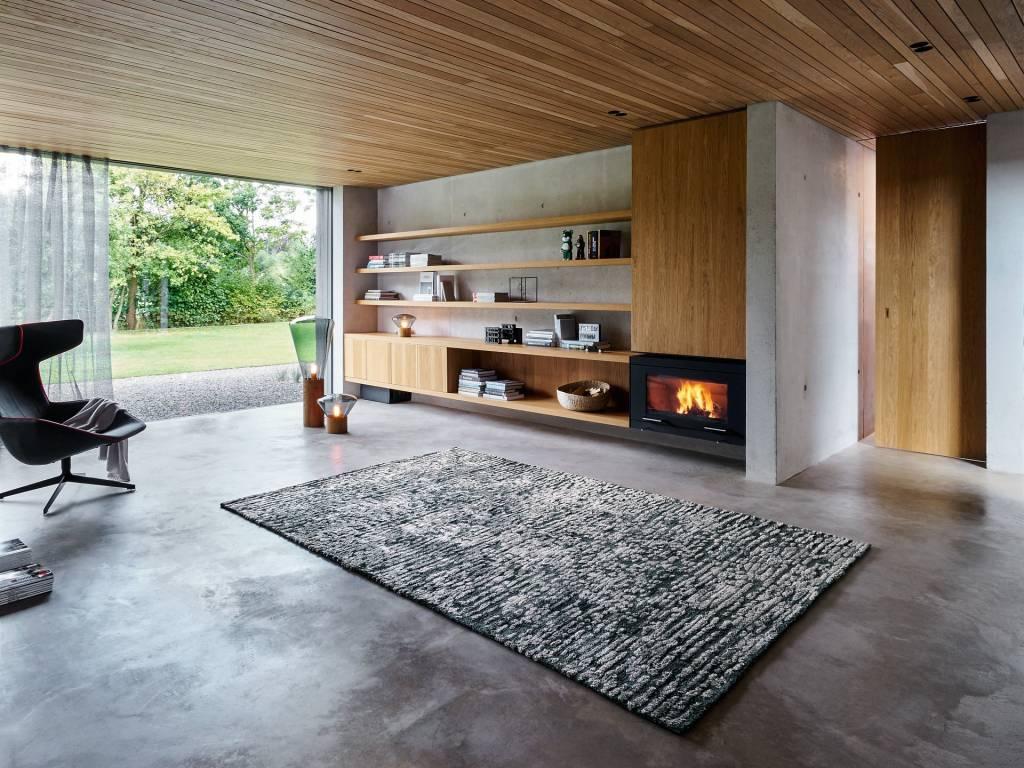 JAB Teppiche Teppich Secrets Wood, 150/200 cm