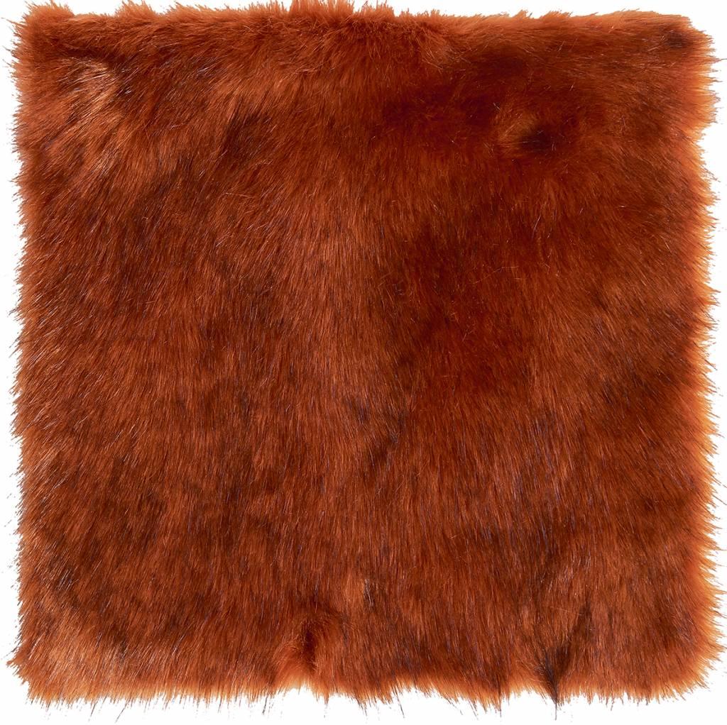 Winter Home Sitzauflage Sunset Wolf, 40/40 cm