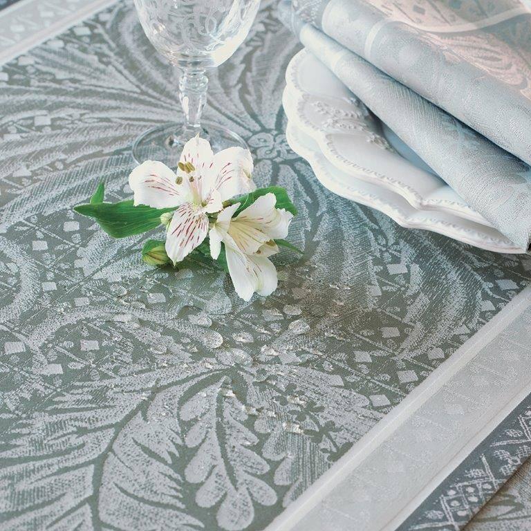 Garnier Thiebaut Tischset Isaphire agate