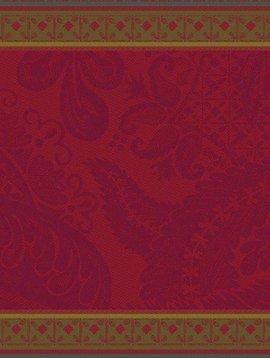 Garnier Thiebaut Tischset Isaphire rubis