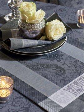 Garnier Thiebaut Tischset Persina noir