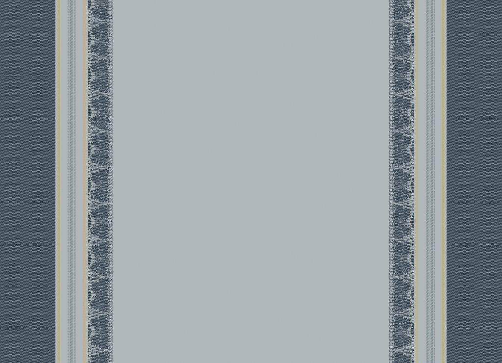 Garnier Thiebaut Tischset Galerie de Glaces, silber mit Lurex