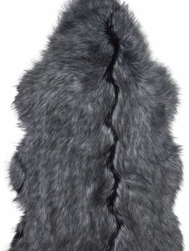 Winter Home Sheepskin Tamaska Wolf