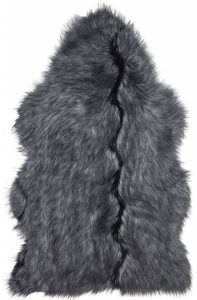 Winter Home Sheepskin Tamaska Wolf, 70/115 cm