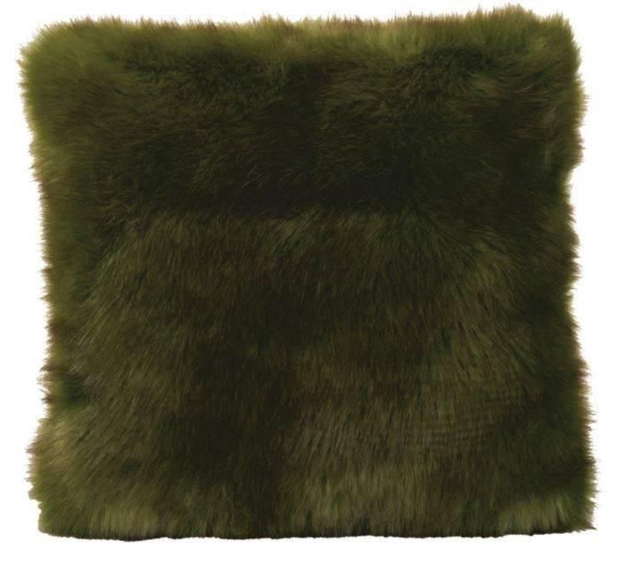 Winter Home Kissen Greenwolf, 45/45 cm