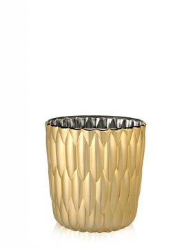 Kartell Vase Jelly, gold