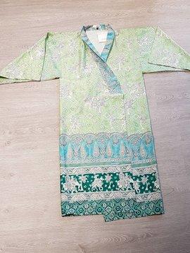 Bassetti Kimono Jasmine Verde S/M