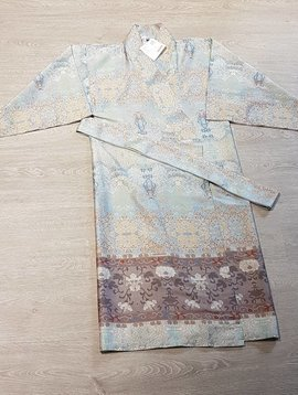 Bassetti Kimono Taffeta S/M Turchese