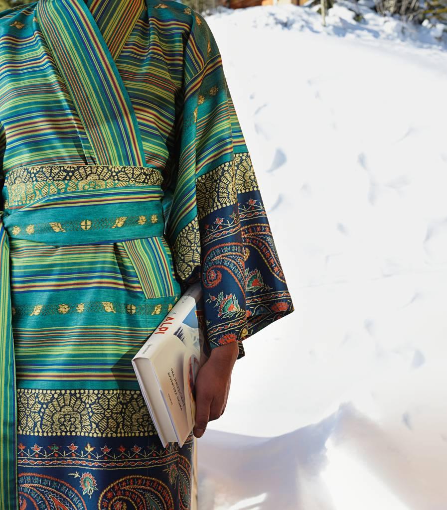 Bassetti Kimono Cervino turchese