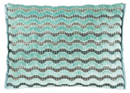 Designers Guild Kissen Murrine 40x30cm Celadon