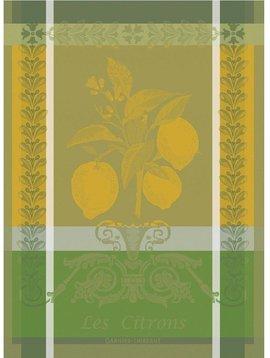 Garnier Thiebaut Geschirrtuch Citron