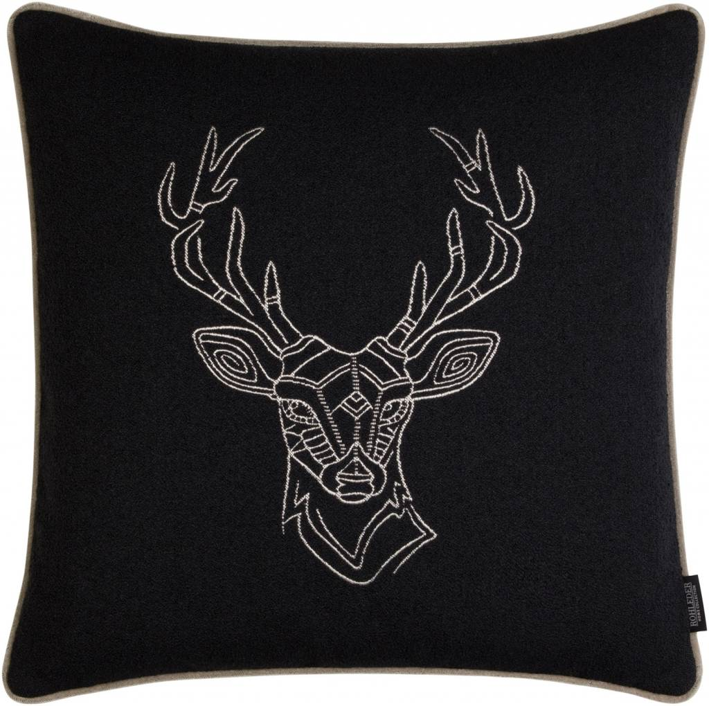 Rohleder Kissen My Deer, Farbe Mountain, 50/50 cm