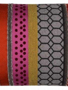 Rohleder Kissen Braid  Farbe Festival, Größe 40/60 cm
