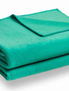 zoeppritz Softfleece, 160/200 cm, Farbe turquoise