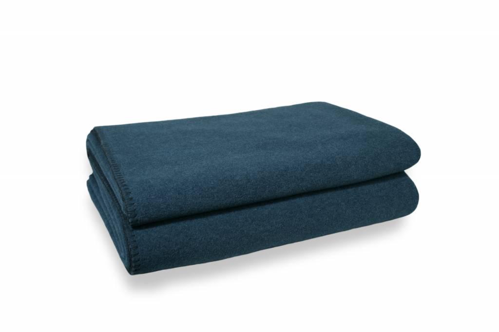 zoeppritz Soft-Fleece 160/200 cm Farbe 795 petrol