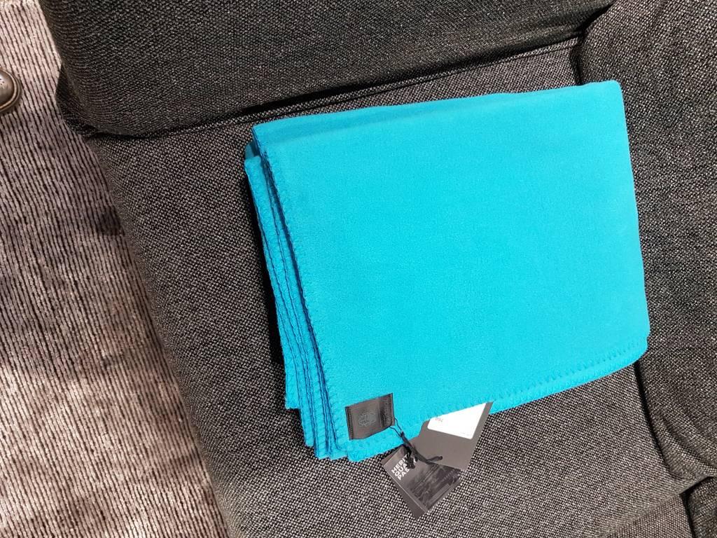 zoeppritz Softfleece, 160/200 cm Farbe 760 curcao