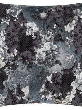 Designers Guild Kissen Florenza Graphite 60x60cm