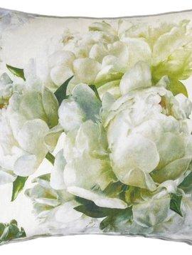 Designers Guild Kissen Peonia Chartreuse 55x55cm