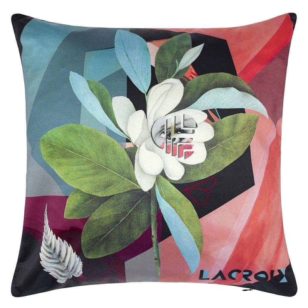 Christian Lacroix Kissen Cubic Orchid Multicolore 50x50cm