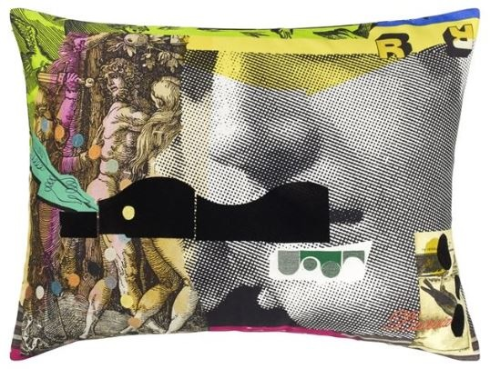 Christian Lacroix Kissen Apollon Pop Multicolore 60x45cm