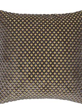 Designers Guild Kissen Portland Graphite 43x43cm