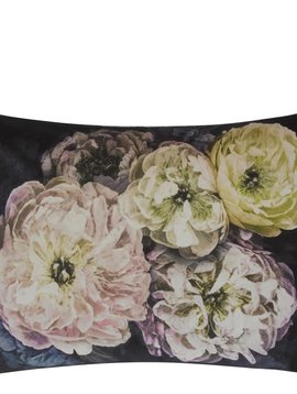 Designers Guild Kissen Le Poem de Fleurs Midnight 60x45cm