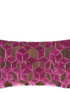 Designers Guild Kissen Fitzrovia Damson 50x30cm