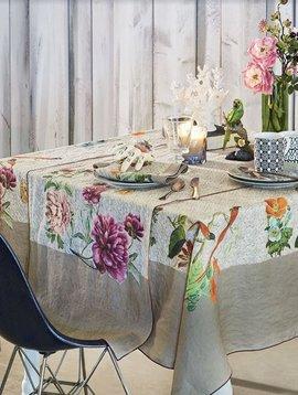 Garnier Thiebaut Tischläufer Gaia Floralies 50x155cm