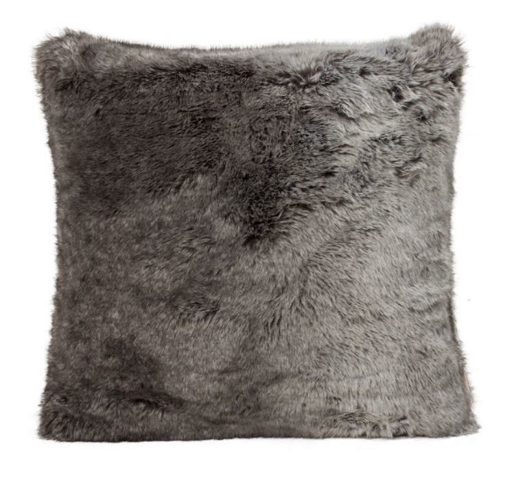 Winter Home Kissen Timberwolf 45x45cm